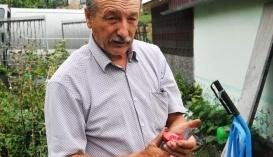 Володимир Плашенко, власник розплідника плодовоягідних культур, Хмельницька область, Волочиськ