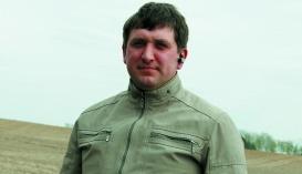 Юрий Чебан, главный агроном черниговского кластера  ООО «Барышевская зерновая компания»