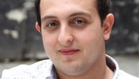 """Арам Мхитарян, директор компании """"Агролизинг"""" (Армения)"""