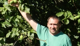 Дмитро Бондаренко, засновник ФГ «Ковчег»