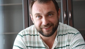 """Керівник СТОВ """"Дніпро"""" (Чорнобаївський р-н Черкаської обл.) Андрій Душейко"""