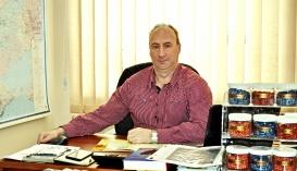 комерційний директор фірми Нертус Агро Ігор Заворін