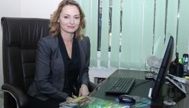 """Наталія Гордійчук, засновниця компанії """"Агрітема"""""""