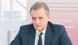 Леонид Козаченко, народный депутат, президент Украинской аграрной конфедерации