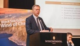 Геннадій Шульга, віце-президент із глобального розвитку бізнесу в аграрному і продовольчому секторі SGS Group