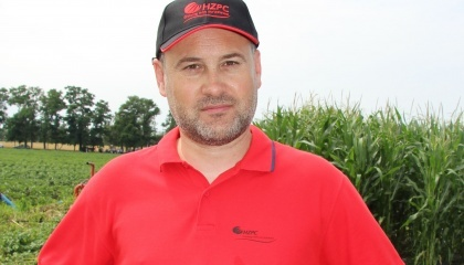 Игорь Чечетко, директор компании HZPC Ukraine