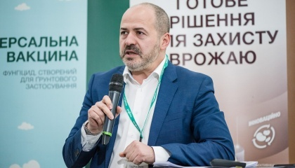Николай Гордийчук, президент Украинской ассоциации производителей картофеля