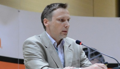 Андрій Панкратов, міжнародний консультант проекту FАО з питань агромаркетингу