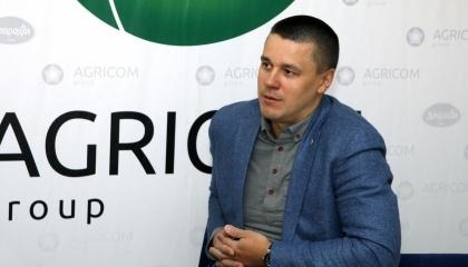 Петр Мельник, исполнительный директор Agricom Group