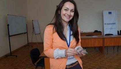 Марина Чулаєвська, старший тренер Association4U