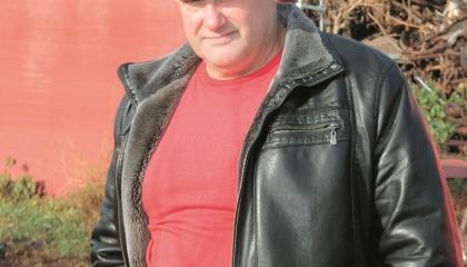 Григорій Головань, фермер з Рокитнянського району на Київщині