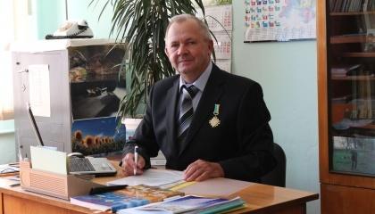 Николай Малярчук, доктор с.-х. наук, главный научный сотрудник отдела орошаемого земледелия Института орошаемого земледелия НААН