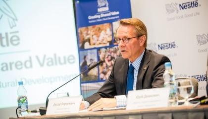 Ансгар Борнеманн, директор Nestlé в Україні та Молдові