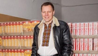 Николай Сафонов