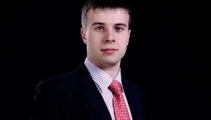 """Директор фірми """"Скок Агро"""" Сергій Скок"""