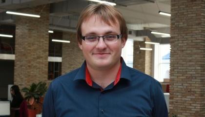 Богдан Шаповал, директор UFEB