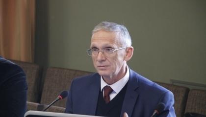 Віктор Швартау, завідувач відділу фізіології живлення рослин Інституту фізіології рослин і генетики НАН України