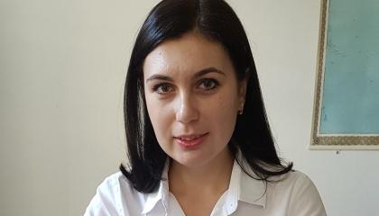 президент Сообщества производителей и потребителей бобовых Украины Антонина Скляренко