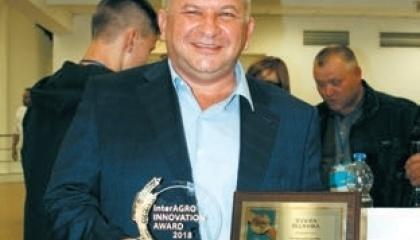 Володимир Хомишинець, генеральний директор компанії VELES AGRO