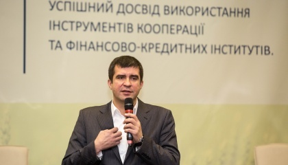 Сергій Курдицький, менеджер в Україні Канадського кооперативного зернового проекту