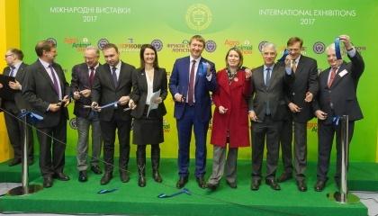 У Києві розпочалася виставка «Зернові технології 2017»