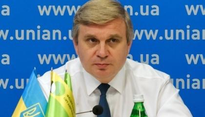 Евгений Милованов, председатель правления Федерации органического движения Украины