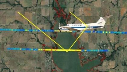 Университет Пердью (США) запатентовал технологию дистанционного мониторинга запасов влаги в почве. Технология базируется на измерении отражения сигнала со спутника связи