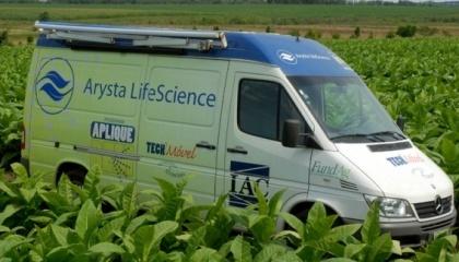 Arysta LifeScience представила новий біостимулятор і препарат для протруювання насіння