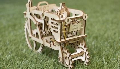 Модуль Craft Scanner - це модуль з датчиками, які підключаються до бортового комп'ютера будь-якого трактора. Датчики можуть бути встановлені на будь-який сільгосптехніи, яка виконує культиваційні або посівні роботи