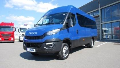 Компанія АМАКО представила новий комфортабельний автобус, зроблений спільними зусиллями з «Автотехнологія» (м. Рівне), офіційним виробником автобусів