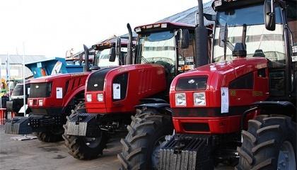 """Україна і Білорусь домовилися продовжити роботу з організації спільного складального виробництва тракторів """"Білорусь"""" та зернозбиральних комбайнів """"Гомсільмаш"""""""