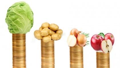 Цены на продукты в Украине догнали европейские и будут расти