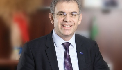 Тибериу Дима, руководитель агробизнеса BASF в Украине, Республике Молдова и странах Кавказа