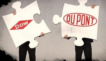 Міністерство торгівлі Китаю (MOFCOM) надало умовний нормативний дозвіл на злиття компаній DuPont і Dow AgroSciences, материнської компанії Dow Chemical. Дозвіл обумовлено тим, що DuPont і Dow виконують зобов'язання, взяті перед MOFCOM