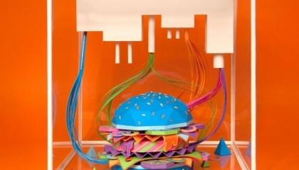NASA для своїх астронавтів з 2013 року розробляє технологію друкування їжі на 3D принтері. Виглядати вона може так само, як і звичайна