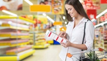 67% споживачів в країнах Східної Європи і 75% в Україні уважно читають склад продукту на упаковці