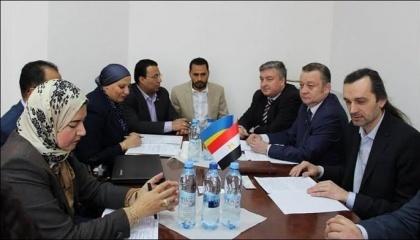 ФАО координує переговори між Державною службою України з питань безпечності харчових  продуктів та захисту споживачів і Делегацією експертів з Єгипту, які відвідують Україну цього тижня