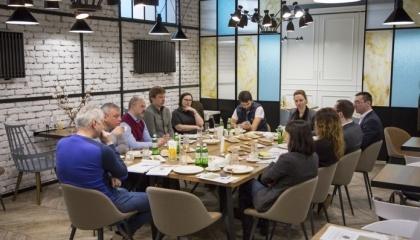 Мета Ukrainian Food Valley - об'єднати управлінців, причетних до Agri & Food, які готові і здатні перейти на новий спосіб мислення і дій: від лобової конкуренції до співпраці