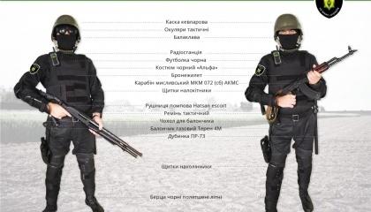 """Украинские фермеры, которые страдают от беззакония, решили создать собственный вооруженный батальон """"Гайдамаки"""", цель которого - защищать их от рейдеров"""