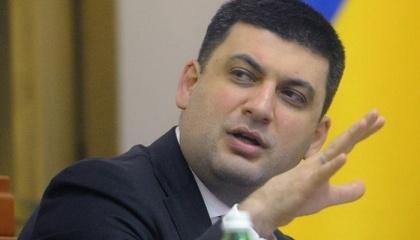 Прем'єр-міністр Володимир Гройсман вважає дискусійним питання про відкриття ринку землі в Україні