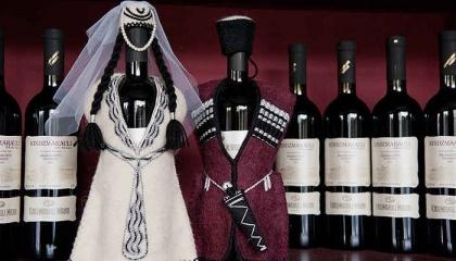 В 2016 году резко вырос экспорт грузинского вина, в первую очередь в Украину, Китай и Россию