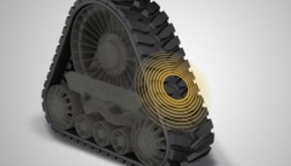 Компанія Continental на провідній європейській виставці сільгосптехніки Agritechnica представить нове рішення для гумових гусениць
