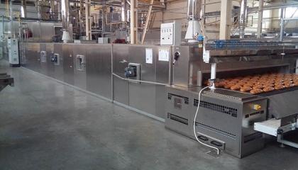 """В Холдинг """"Хлебные инвестиции"""" входит шесть предприятий, обеспечивающих хлебобулочные изделия все области Украины. Общий объем готовой продукции холдинга за 2016 составил 132 тыс. т"""