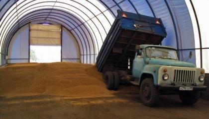 За перше півріччя цього року в експлуатацію було здано зерносховищ на 1,02 т одноразового зберігання
