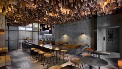 Shade Burger получил британскую награду за лучший дизайн в Европе