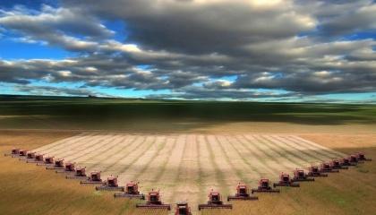 Транснациональные корпорации видят в  лице украинских агрохолдингов очень серьезных конкурентов