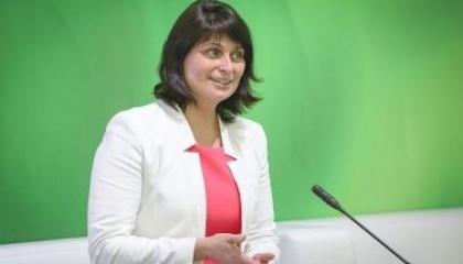 Елена Ковалева, заместитель министра агрополитики Украины