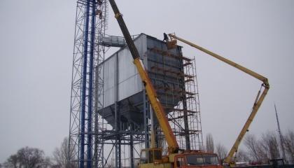 Представники аграрного бізнесу Луганської області вирішили побудувати вузол перезавантаження сільгосппродукції з автотранспорту в залізничний транспорт