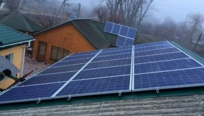 Львовская школа экономить около 200 тыс. грн в год, используя альтернативную энергию