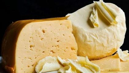 масло, сыр